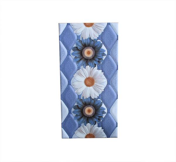 Keramik Dinding Concord Garbera Blue 2550