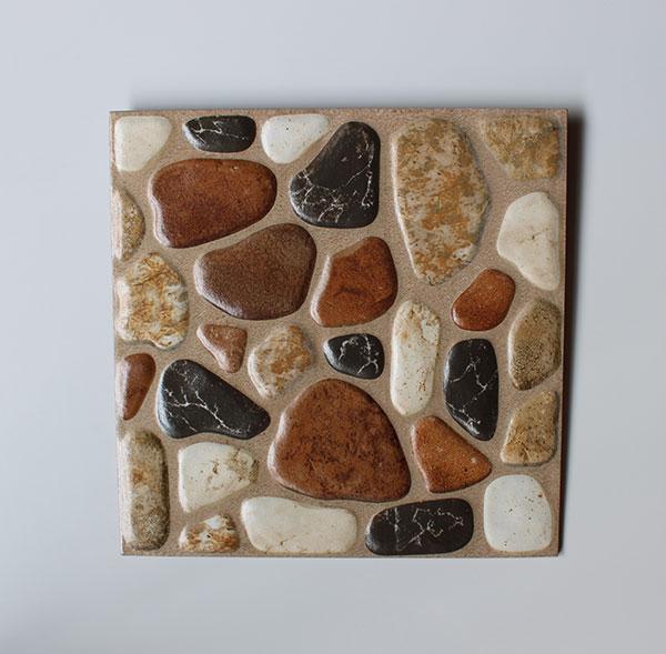 Keramik Lantai Centro SS 25 Brown 4040