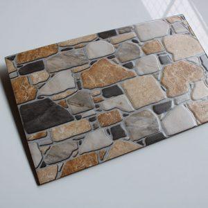 Keramik Dinding Mass Jasper Beige 2540 motif batu alam terbaru 2022 2021 2023