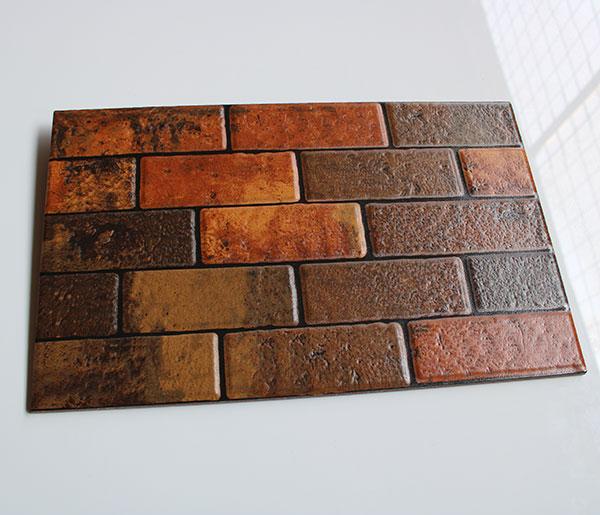 Keramik Dinding Mass Briquet Brown 2540