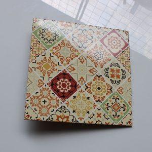 Keramik Lantai Asia Tile Andromeda Orange 4040