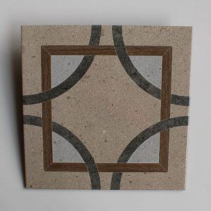 Keramik Lantai Asia Tile Orleans Brown 4040