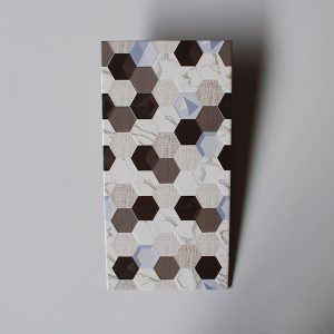 Keramik Dinding Agatte Cellica Brown 2550