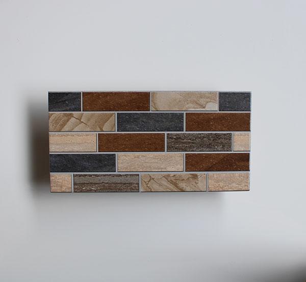 Keramik Dinding JTS Mengwi Stone Brown 2040