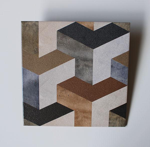 Keramik Lantai Perfecto Evora Brown 4040