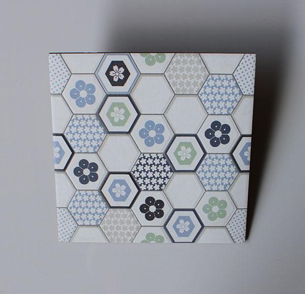 Keramik Lantai Asia Tile Ruby Blue 2525