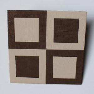 Keramik Lantai Total Boxy Brown 4040